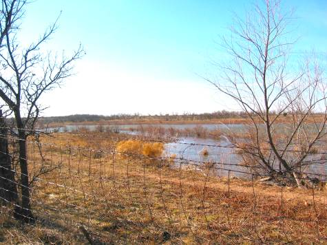 I-20 Pond